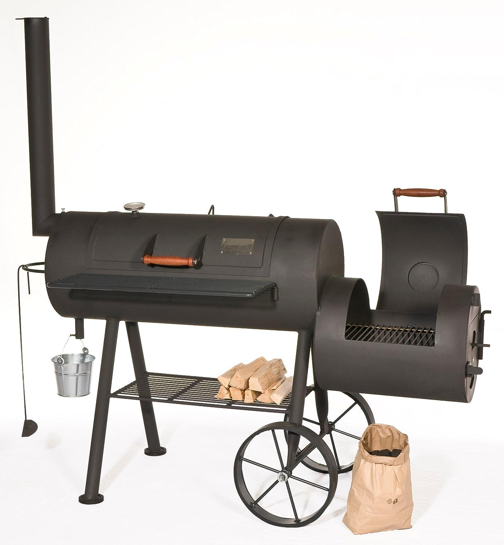 Farmer Grill Classic BBQ-Smoker FG-400-L52 günstig online kaufen