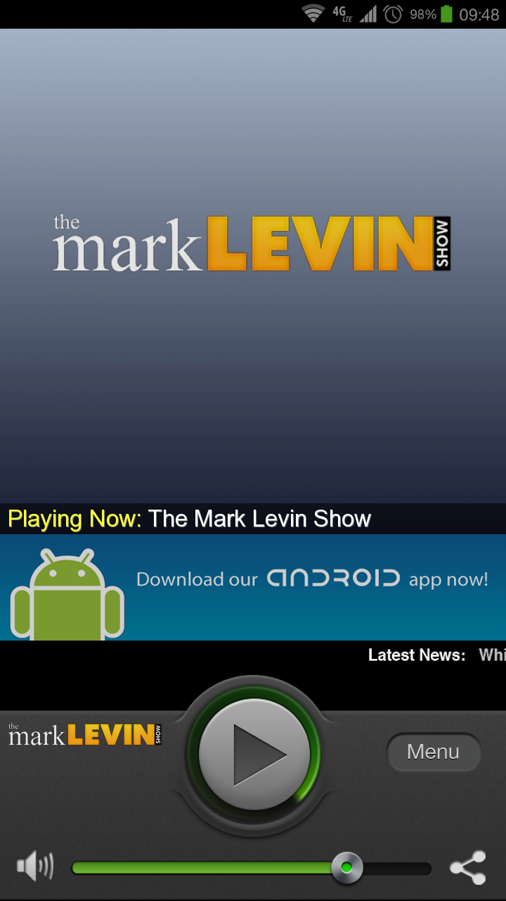 App Mark Levin Podcast RSS APK for Windows Phone ...