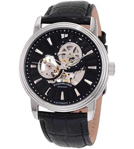 $69.99 Stuhrling Skeleton Watches