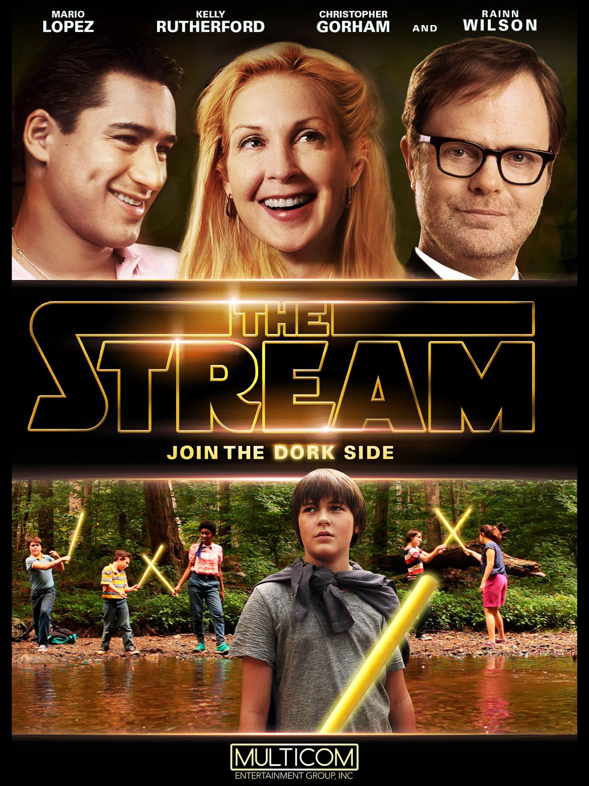 The Stream on Amazon Prime Instant Video UK