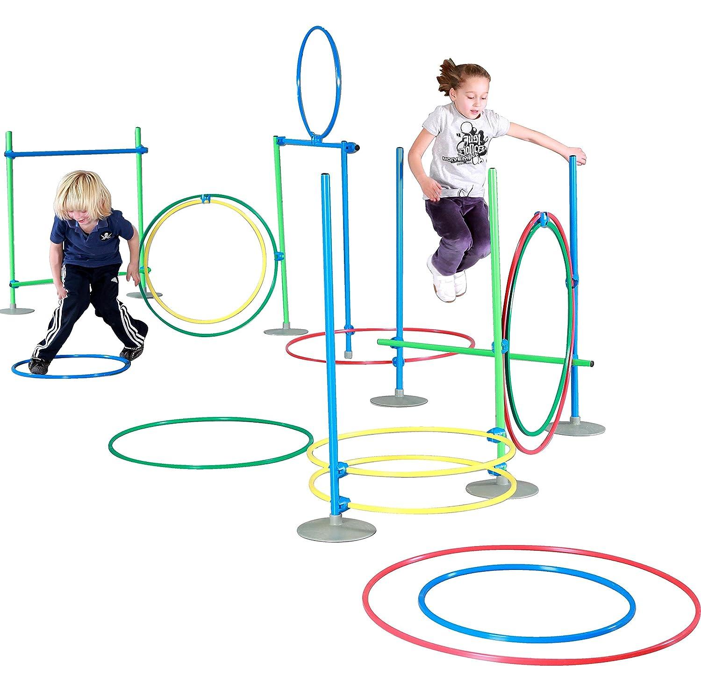 Sport-Thieme Spiel-Parcours-System Set