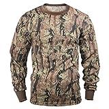 Rothco Long Sleeve T-Shirt/Smokey Branch, Small