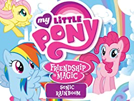 My Little Pony, Sonic Rainboom