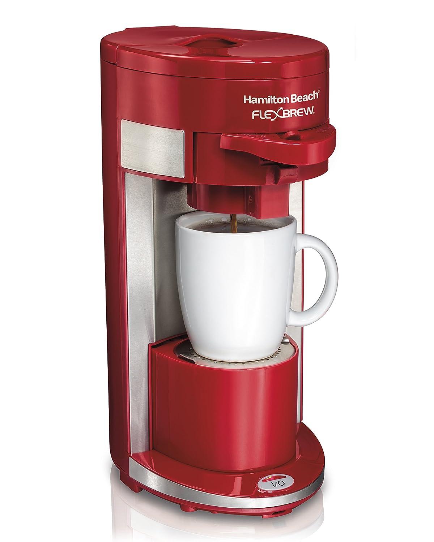 Hamilton Beach Coffee Maker ~ Hamilton beach flexbrew single serve coffeemakers ebay