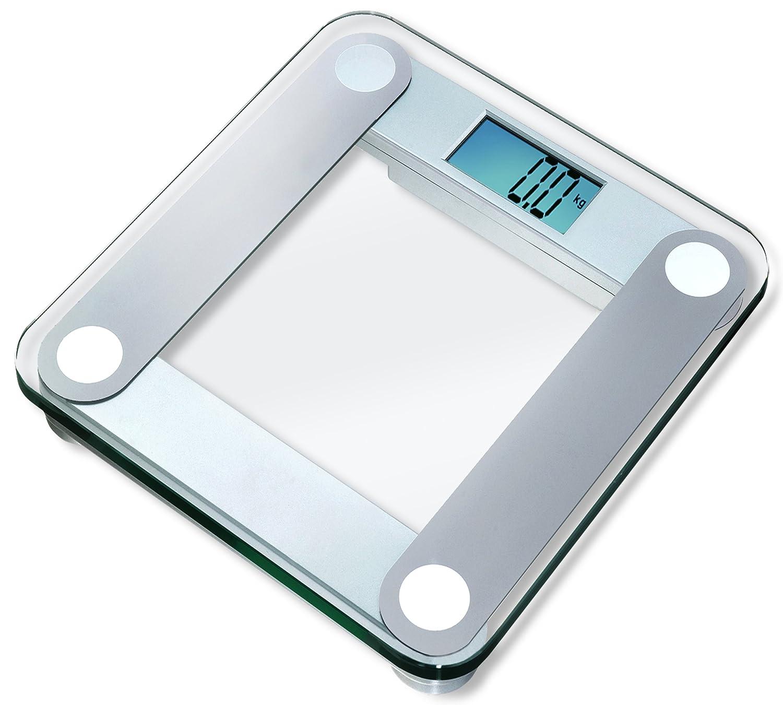 "EatSmart Precision Digital Bathroom Scale w/ Extra Large Backlit 3.5"" Display and ""Step-On"" Technology"