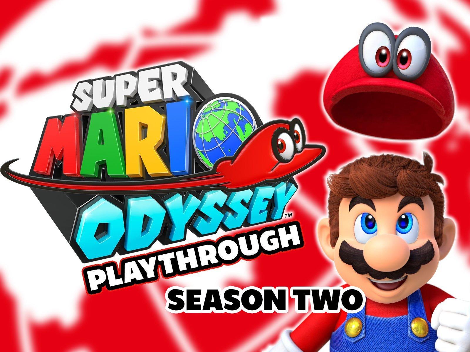 Clip: Super Mario Odyssey Playthrough - Season 2