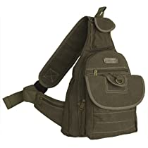 Eurosport Urban Sling Backpack B412-Olive.