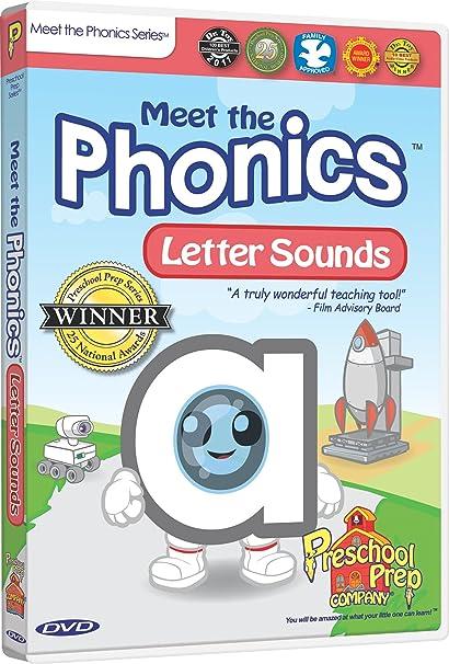 Phonics Letter Sounds Meet The Phonics Letter