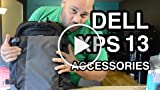 Dell XPS 13 Accessories: Premier Backpack, Power Companion
