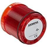 Siemens 8WD44 00-1AB Sirius Signal Column, Thermoplastic Enclosure, IP65 Protection, 70mm Diameter, Steady Light Element,