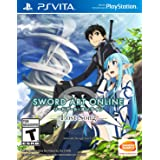 Sword Art Online: Lost Song - PlayStation Vita (Color: PS Vita)