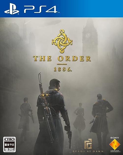 The Order: 1886 (初回生産限定 コスチューム3種、武器2種、戦闘アイテム2種をダウンロードできるプロダクトコード 同梱)