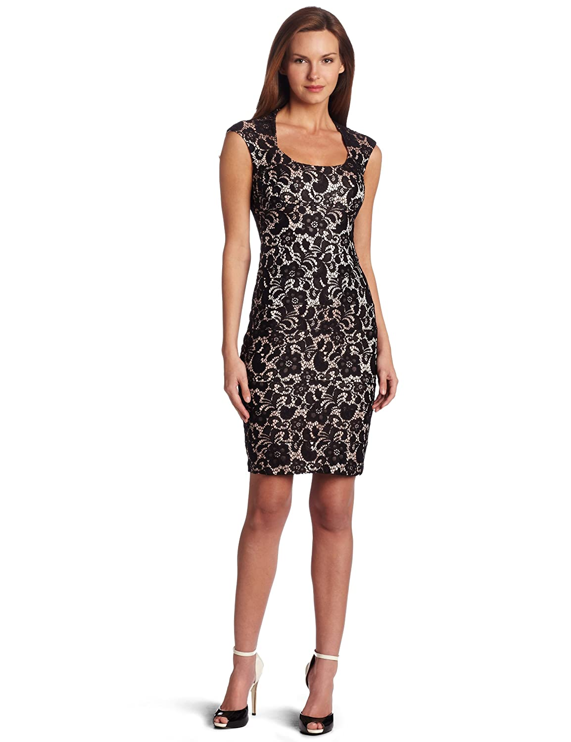 New Versace Womens Lace Dress  Oooxe