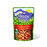 Green Valley Organics Pinto Beans Pouch, 15.5 Ounce (Pack of 12)