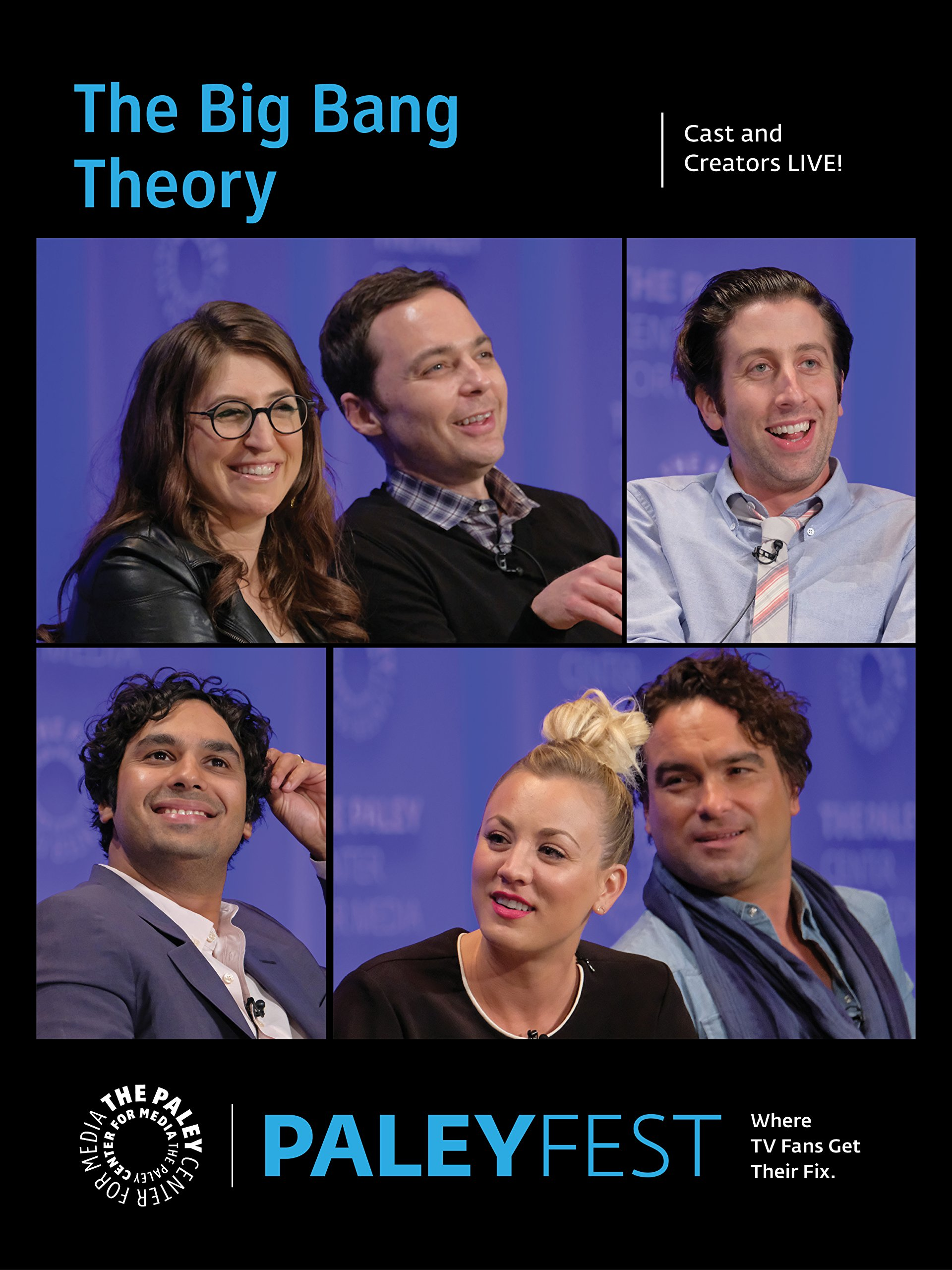 Watch The Big Bang Theory Cast And Creators Paleyfest On Amazon
