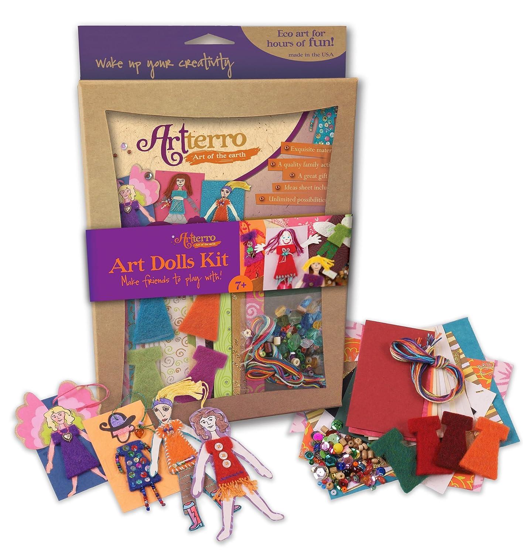 Artterro Art Dolls Kit