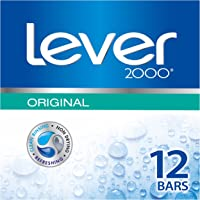 Lever 2000 Original 4 oz 12 Bar Soap Twin Pack