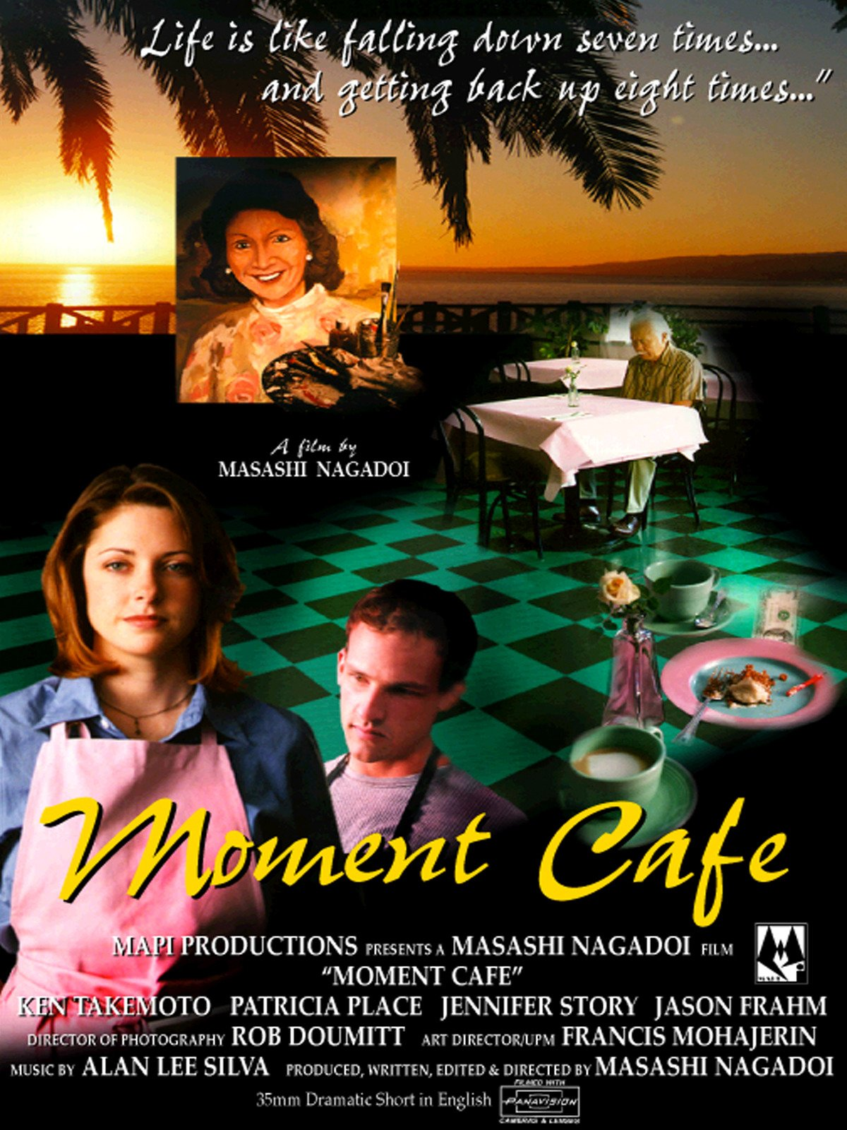 Moment Cafe on Amazon Prime Instant Video UK