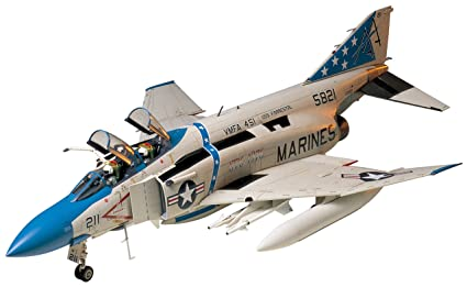 Tamiya - 60306 - Maquette - Aviation - Mc Donnell F-4j Phantom