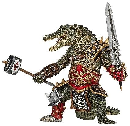 Papo - 38955 - Figurine - Homme Crocodile