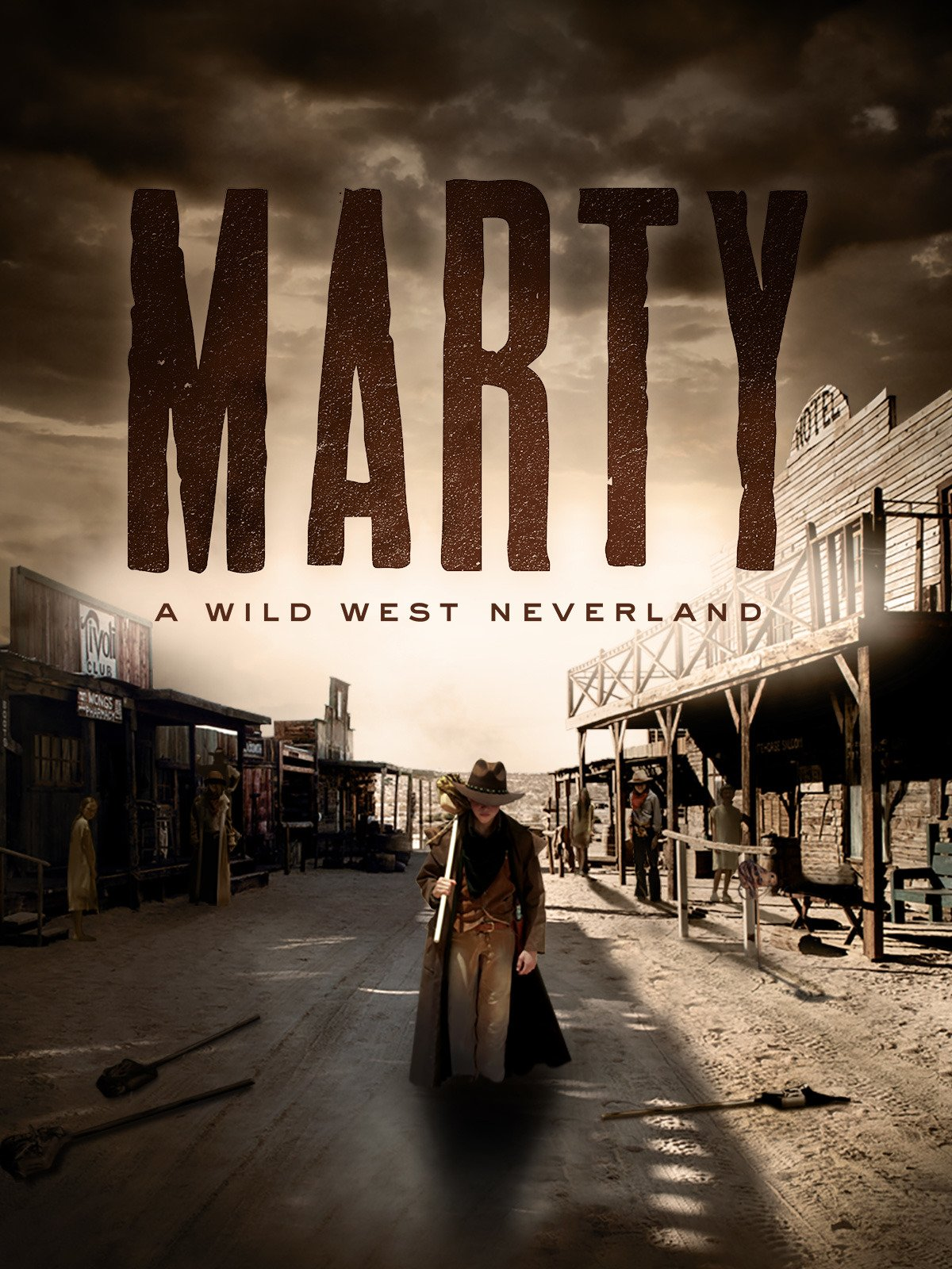 Marty: A Wild West Neverland on Amazon Prime Instant Video UK