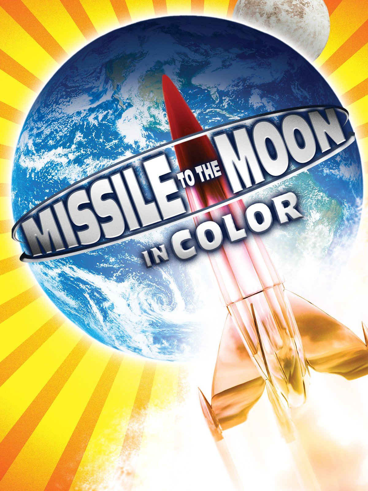 Missile To The Moon (In Color)