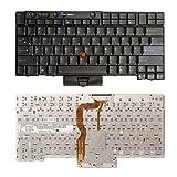 aGood Original US Layout Laptop Keyboard For Lenovo IBM Thinkpad T400S T410S T410 T410I T420 T420S T510 T510I T520 T520i X220T X220s X220i X220 W510 W520 Competible FRU 04W2753 45N2106 45N2211 45N2141