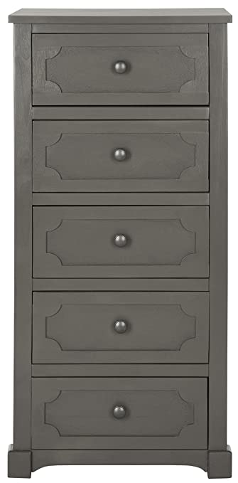 Safavieh Renaud Chest, Wood, Grey