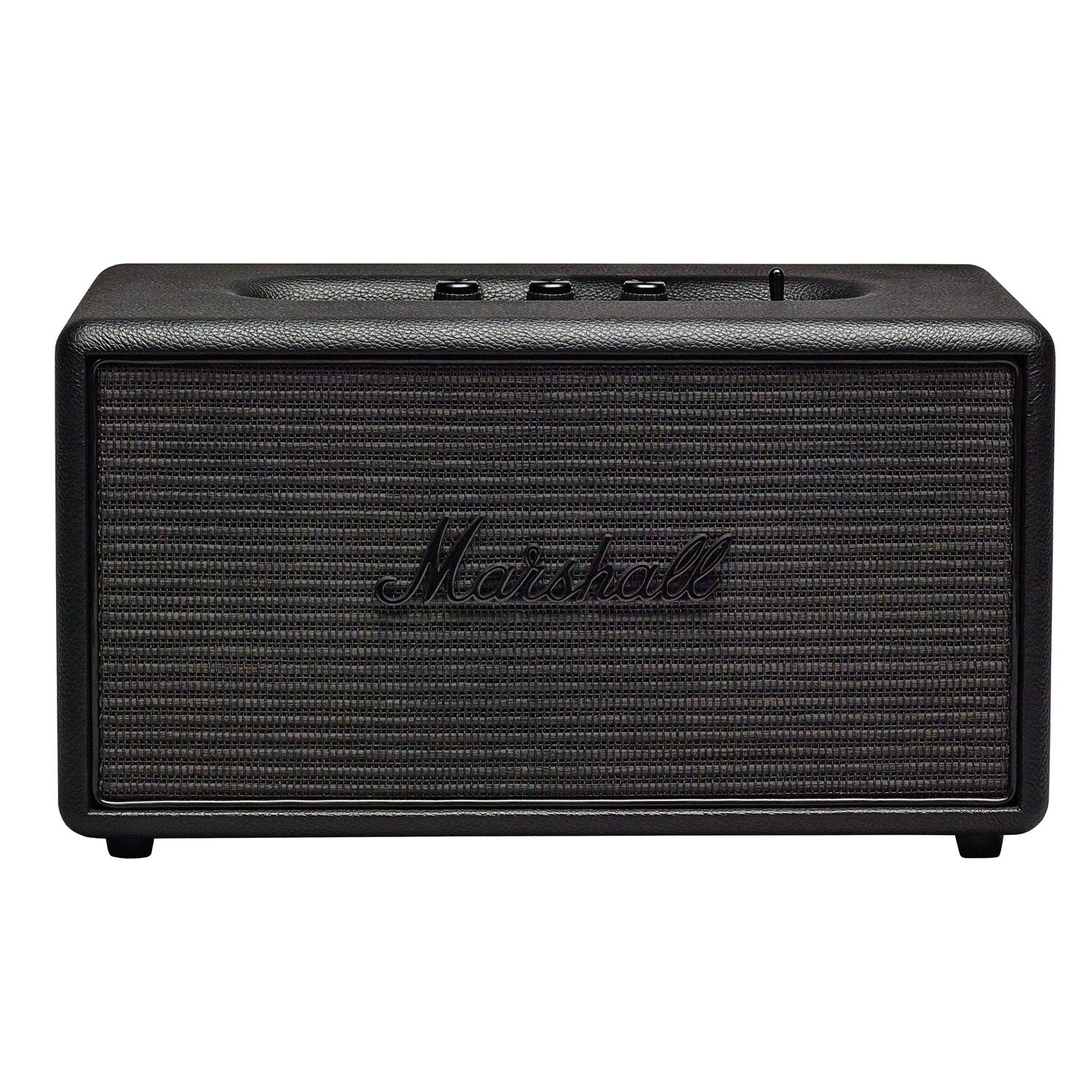 Marshall Stanmore Bluetooth Speaker System in Pitch Black