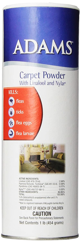 Amazon.com : Adams Flea Control Carpet Powder (16 oz) : Pest ...
