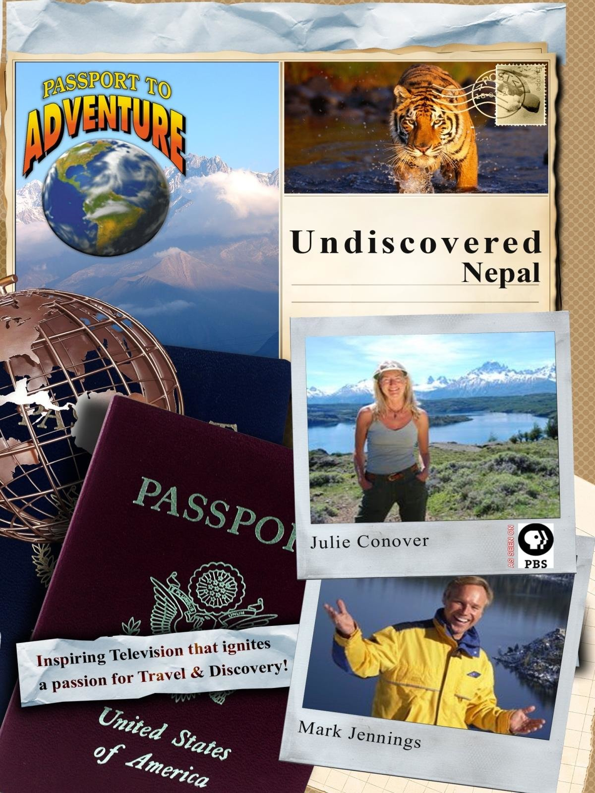 Passport to Adventure: Undiscovered Nepal