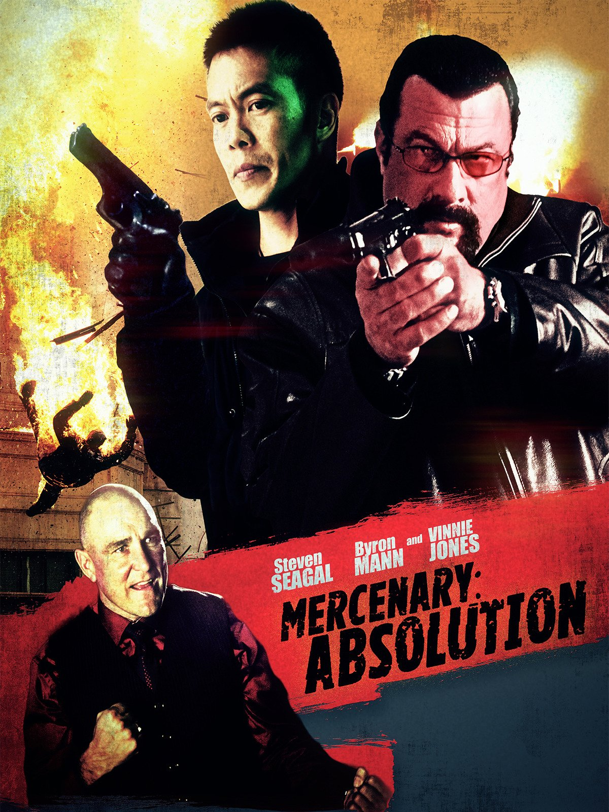 Mercenary: Absolution on Amazon Prime Instant Video UK