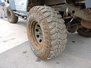 cooper discoverer stt pro all terrain radial tire lt285 75r16 126