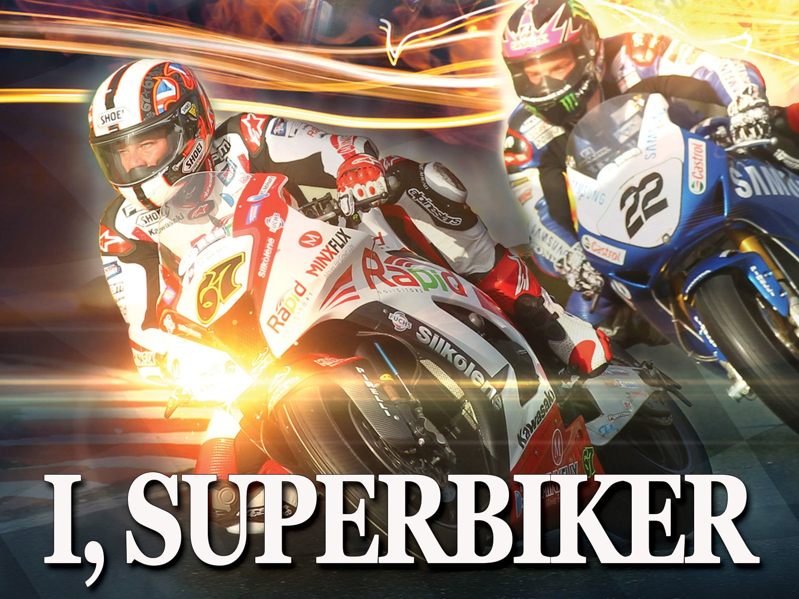 I, Superbiker - Season 1