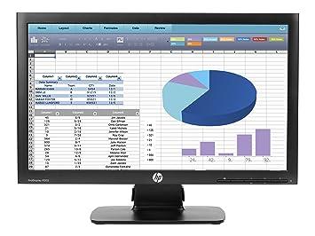 "HP ProDisplay P202 Ecran PC 20 "" (50.8 cm) 1600 x 900 5 milliseconds"