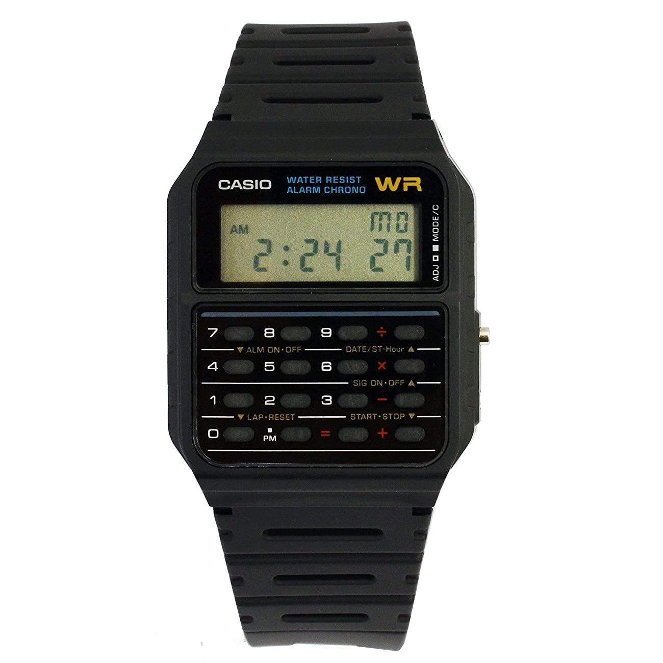 Casio Men's CA53W Calculator Watch 0