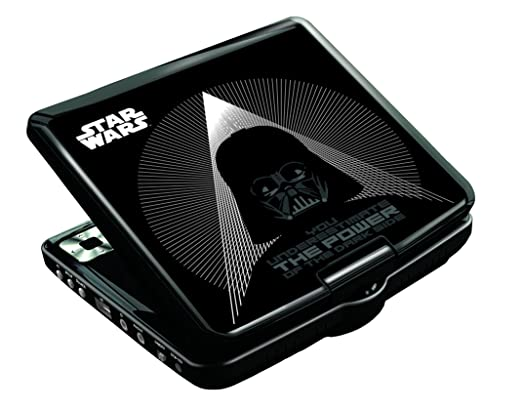 LEXIBOOK- DVDP6SW - Lecteur DVD Port USB - Star Wars
