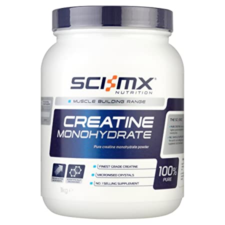Sci-MX Nutrition Creatine Monohydrate 1000g