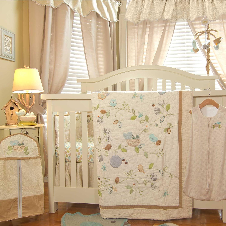 Nurture Imagination Nest Crib Bedding