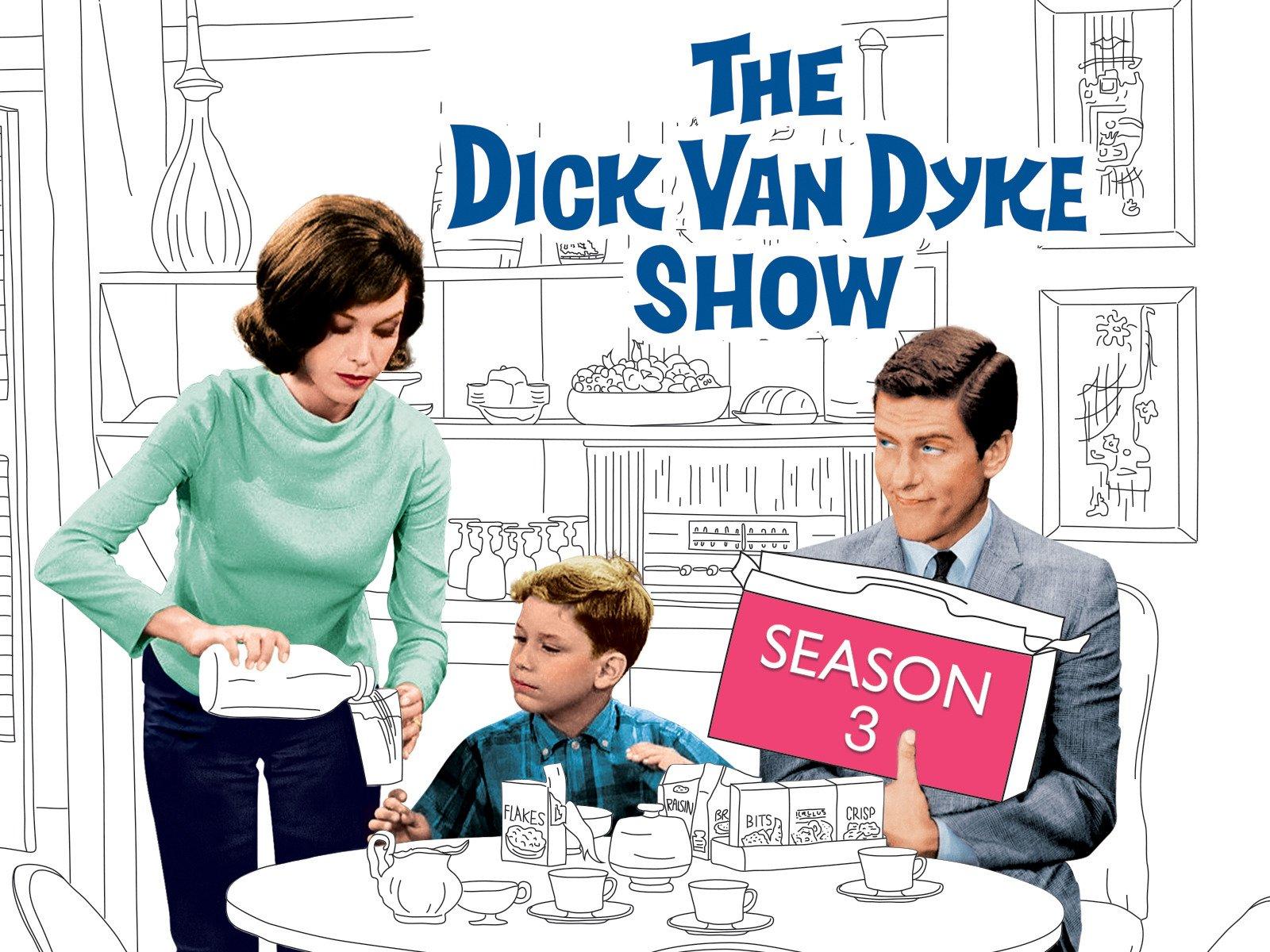 The Dick Van Dyke Show - Season 3