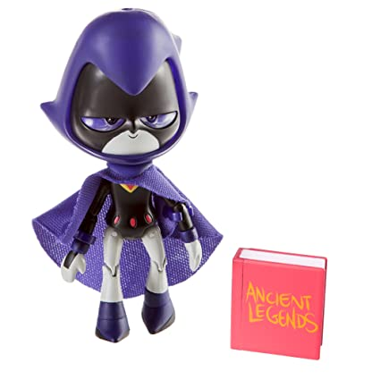 Teen Titans Go! Raven 5 Inch Action Figure