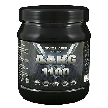 Syglabs Nutrition AAKG 1100 - 300 Kapseln á 1100mg L-Arginin AKG, 1er Pack (1 x 365 g)