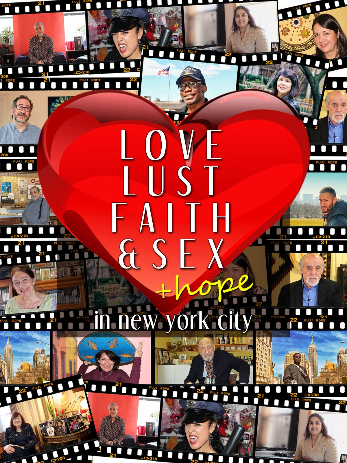Love, Lust, Faith & Sex (+Hope!) in New York City on Amazon Prime Video UK