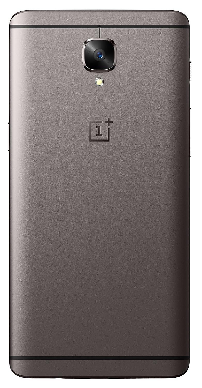 OnePlus 3T (Gunmetal, 128GB)