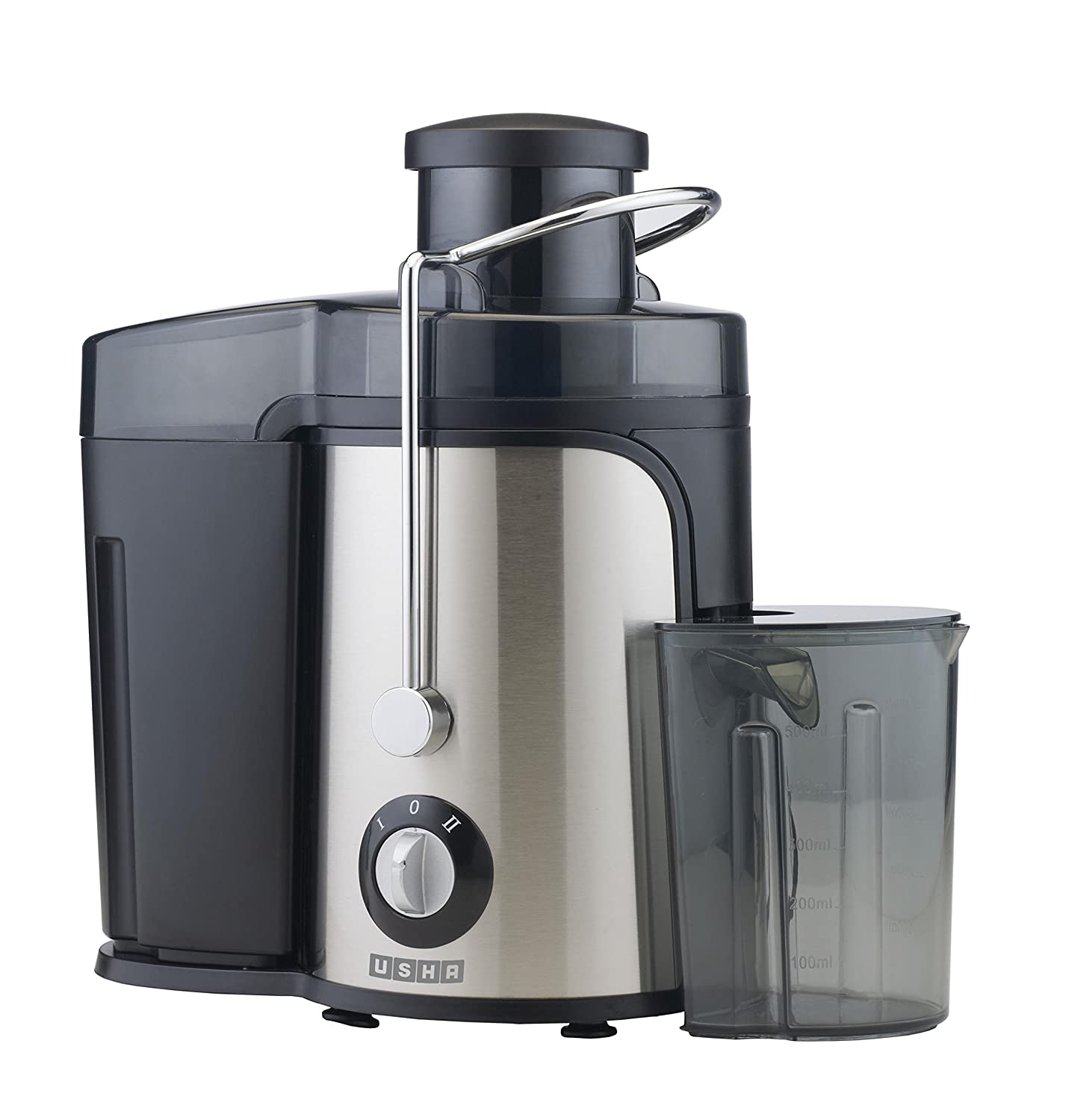 Usha 3240 400-Watt Stainless Steel Juicer