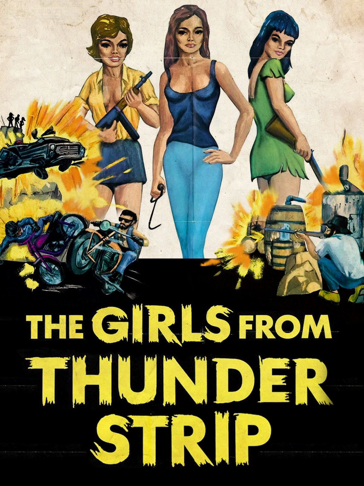 The Girls From Thunder Strip on Amazon Prime Video UK