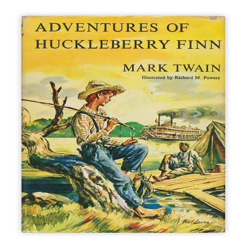 adventures of huckleberry finn 1800 Mark twain uses a multitude of literary devices in the adventures of huckleberry finn some are colloquialism, motifs, repitition, symbolism, epigraph, etc so urces: recently read the book for ap lang.