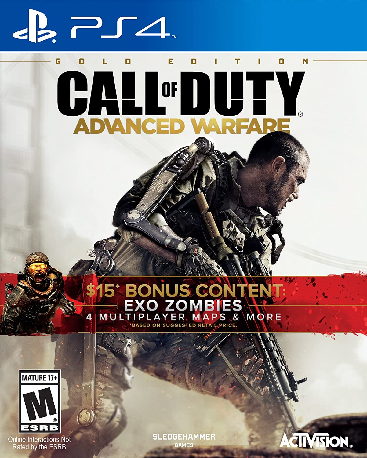 Call of Duty: Advanced Warfare call of duty modern warfare 3 hardened edition