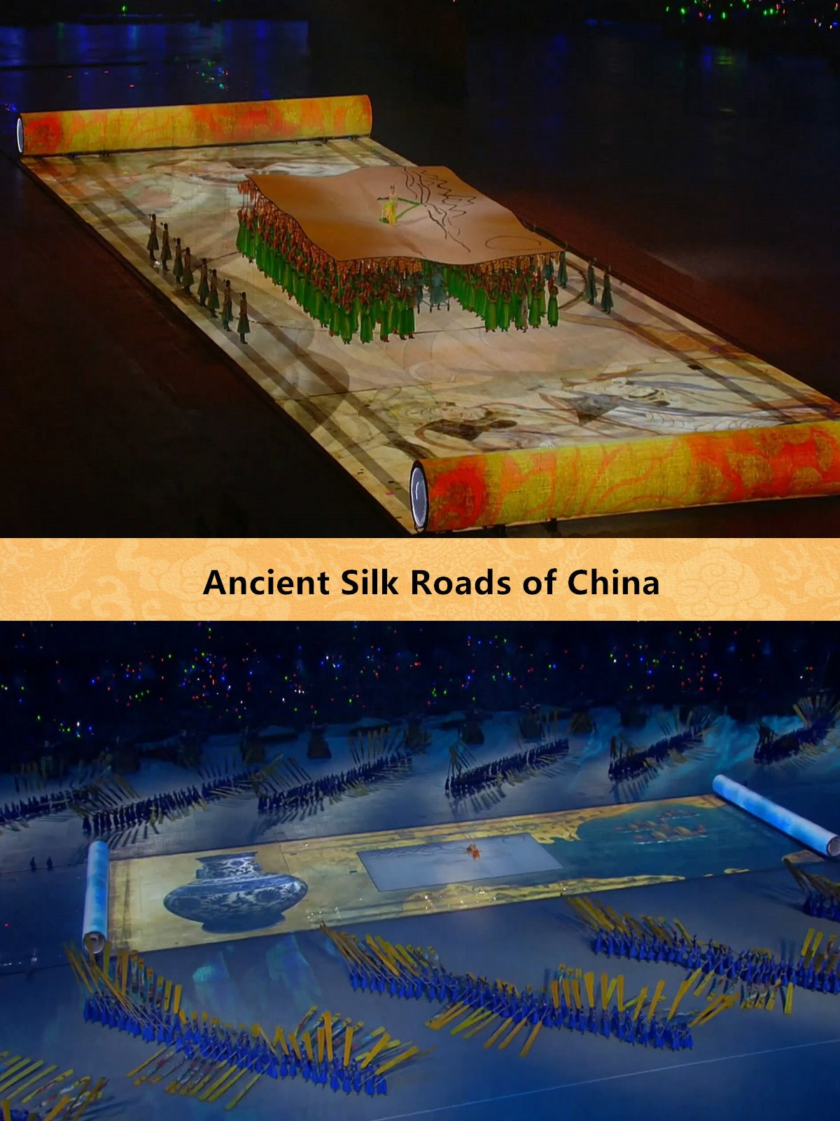 Clip: Ancient Silk Roads of China