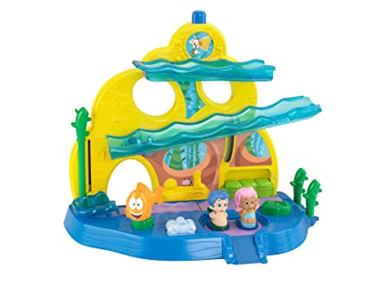 Fisher-Price Nickelodeon' Bubble Guppies School Playset